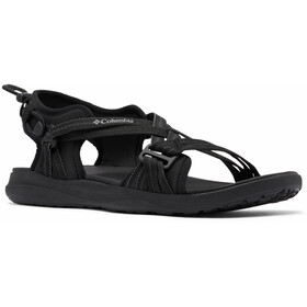 Columbia Sandalen Dames, black/ti grey steel